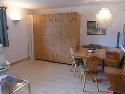 Photo for Apartment Chesa Tschierv II 35 in Celerina - 2 persons, 1 bedrooms