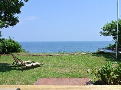 Photo for Beautiful Ocean Front Beach House - Best Views in NE