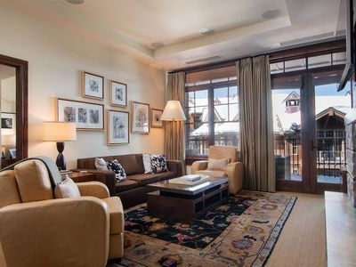 Photo for Luxury Ski-In/Out Unit in Northstar Village-ONLY AVAILABLE 1-11-19 TO 1-13-19