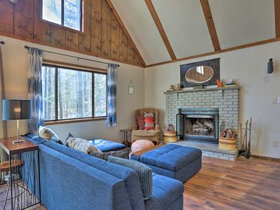 Photo for NEW! Lake Ariel Cabin on Brook w/ Community Lakes!