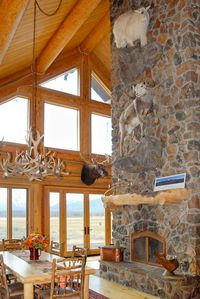 Photo for Magnificent Sawtooth Mountain Views - Minutes from Stanley
