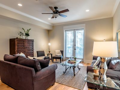 B2 downtown Fairhope Condo, walk to everything!