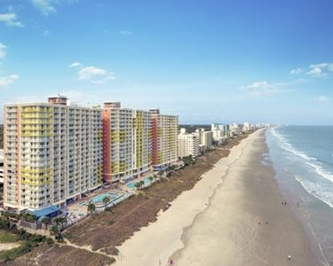 Photo for Ocean Front Luxury One Bedroom Condo, Myrtle Beach (1717430)
