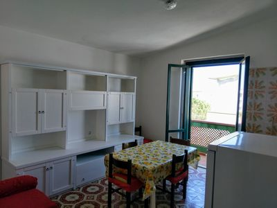 Photo for Apartment located in Punta Alice at 200 meters from the sea