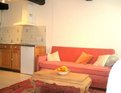 Photo for 1 bedroomed apartment in the center of St Paul en Foret, near Fayence