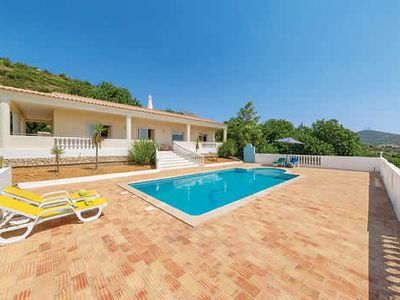 Photo for Modern villa w/ countryside + coastal views, 3 bedrooms + private pool