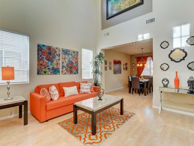 Photo for Stunning, Bright-Sumptuous Home with Ample-Charming Backyard W/Jacuzzi