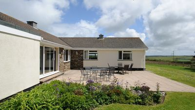 Photo for 4BR Bungalow Vacation Rental in Crantock, Cornwall
