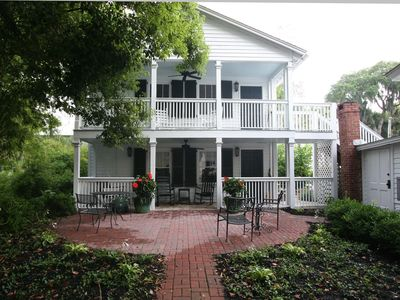 Photo for Carriage House under Live Oaks in historic Beaufort SC