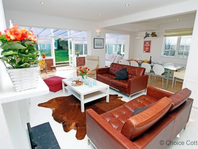 Photo for CROYDE MARRAM | 5 Bedrooms | Croyde | Sleeps 10