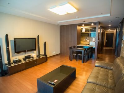 Photo for Paled CZ condo 36pyung in Haeundae
