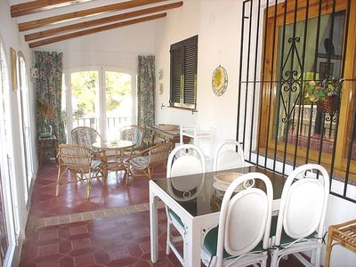 Photo for Vacation home Adsubia in Jávea/Xàbia - 6 persons, 3 bedrooms