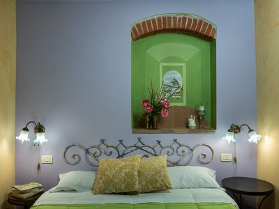 """Photo for """"Corte Fiorita"""" full equipped apartment with courtyard heart of Lucca"""