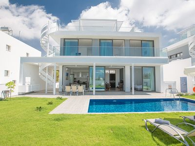 Photo for Villa Tegan, Luxury 4BDR Ayia Napa Villa with Private Pool, Close to Nissi Beach