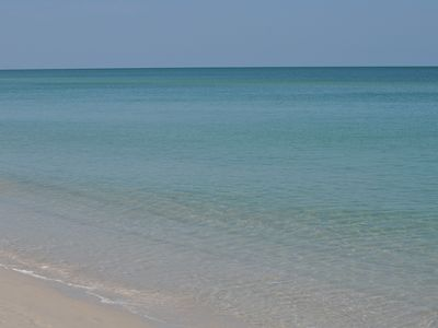 Photo for Updated condo located right on gorgeous Naples Beach !