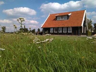 Photo for Holiday home het Assenhoekje offers space & tranquility, enclosed garden and free wifi