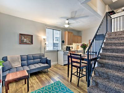 Photo for NEW! SLC Apt. - 2 Mi. to Temple Square Station!