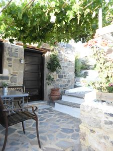 Photo for Charming house at foot of the acropolis in Archangelos, Rhodes