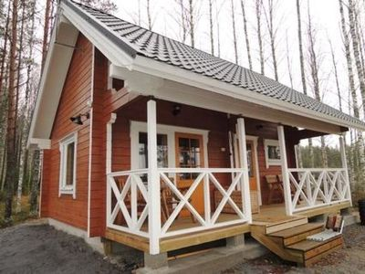 Photo for Vacation home Pikku karhu in Heinävesi - 4 persons, 1 bedrooms