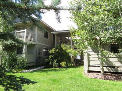 Photo for Near Lake Dillon, Dining, Shops, Rec Path. Minutes to Marina, Trails. Garage, Fireplace, 2 Hot Tubs