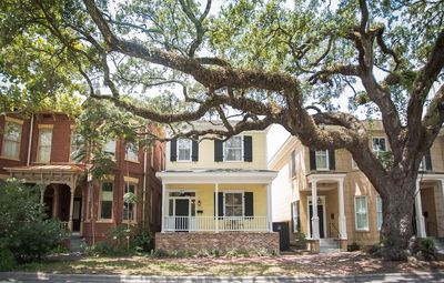 Photo for Stay with Lucky Savannah: Historic 3 Bedroom Home on Oak Shaded Tattnall St.