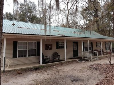 Photo for Private, pet friendly, affordable, sleeps 10 Midway Vacation House