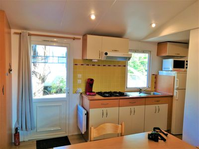 Photo for SPECIAL RENTAL MOBIL-HOME FRENCH RIVIERA