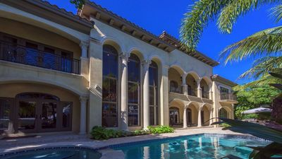 Photo for Fort Lauderdale Waterfront Luxury Mansion w/ Pool, see attach video