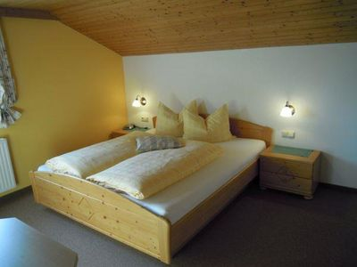 Photo for Double room with shower, WC - Höchhäusl, holiday house