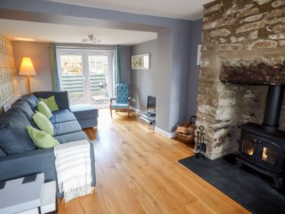 Photo for BODLAWEN, pet friendly, with open fire in Glasfryn, Ref 990061