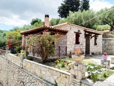 Photo for Villa Vozas | Stone-built house with great view
