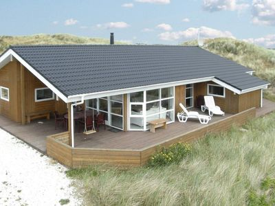 Photo for 8 person holiday home on a holiday park in Hvide Sande