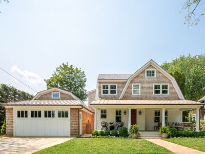 Photo for East Hampton Village updated traditional