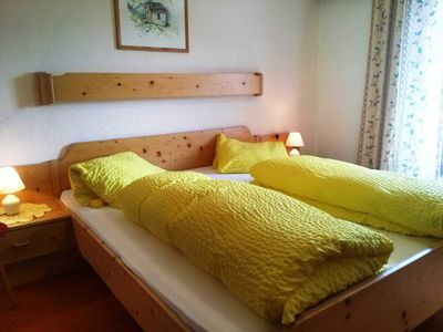 Photo for Double room with HALF BOARD - Sonnenhof