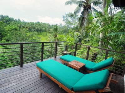 Photo for One bedroom private villa in Ubud Bali