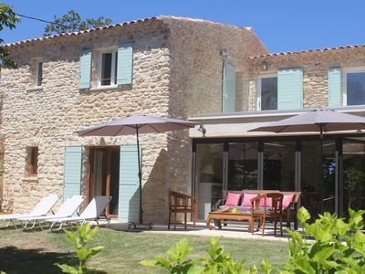 Photo for 6BR Villa Vacation Rental in Rustrel, Provence-Alpes-Côte-D'Azur