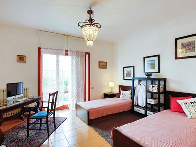 Photo for Apartment in a country villa in the Vesuvio park