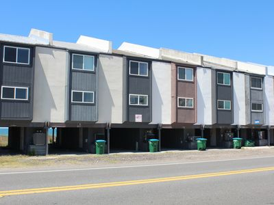 Photo for Sea Gull 3 - 2 Bed / 2 Bath Gulf Front Townhome in St. Joe Beach