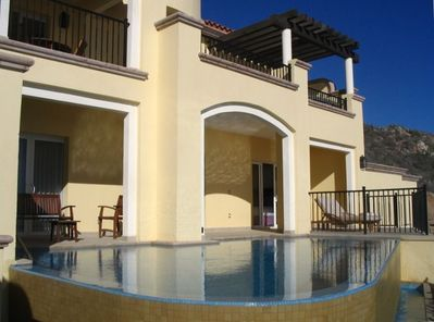 Montecristo Villa #11 - Terraces/Balconies and Gated Private Infinity Pool