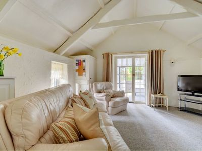 Photo for Vacation home The Snug in Newquay - 2 persons, 1 bedrooms