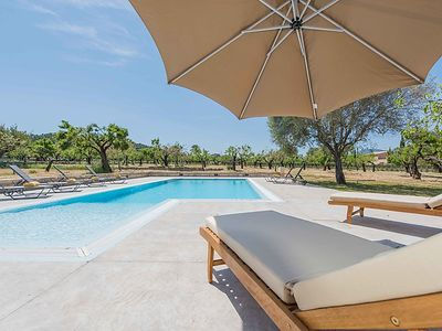 Photo for Vacation home Son Fonoll in Mallorca/Selva - 8 persons, 4 bedrooms