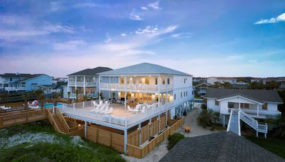 Photo for New Luxury Oceanfront Home - The Citrus Beach Club - Wedding Venue