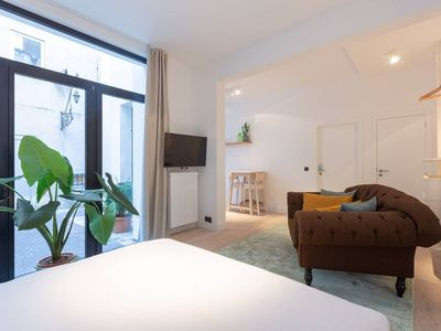 Photo for Studio apartment in the center of Antwerp (1025932)