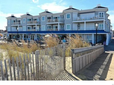 Photo for 3BR / 3BA OCEANFRONT Condo on the Bethany Boardwalk with a POOL