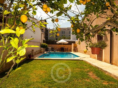 Photo for Holiday house with pool in Cala Ratjada, 120 meters to the beach.