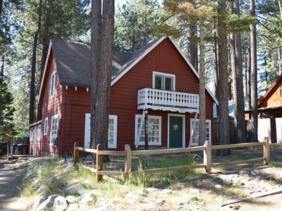 Photo for Great Five Bedroom Tahoe-style Cabin,  Amazing South Lake Location