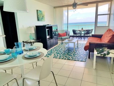Photo for Modern Beachfront ★ King Bed  ★ Walk Everywhere ★ Great Value