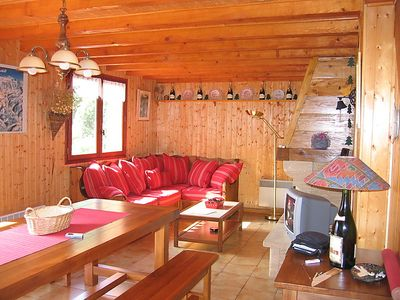 Photo for Vacation home Les Foyards in Abondance - 6 persons, 3 bedrooms