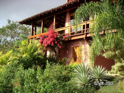 Photo for Charming house in gated community north of the island, overlooking the sea