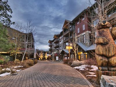 Photo for BEST VILLAGE LOCATION! Northstar Village 1br Loft Condo-steps To Everything!